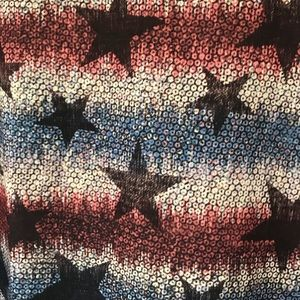 LuLaRoe Dresses - Patriotic Carly Dress {Lularoe American Dreams}